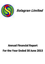 2013-sla-annual-report