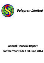 2014-sla-annual-report