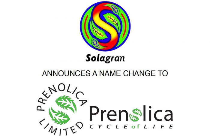 Prenolica | Announcement of name change at 2015 AGM